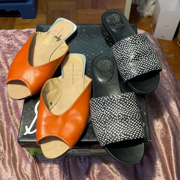 Zara & Vince Camuto Sandal Bundle 